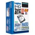 [LHD-DASAK] NCQやSATA IIに対応した内蔵型HDD