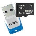 ハイパフォーマンス600倍速microSD UHS-Iカード