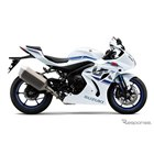 スズキ GSX-R1000R ABS(パールグレッシャーホワイト)