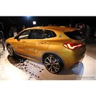 BMW X2 発表会