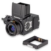 [Rolleiflex Hy6] 銀塩/デジタル撮影を1台で行える中判一眼レフカメラ