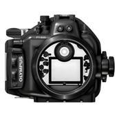 [PT-E05] 水深40mまでの耐圧仕様実現したE-520専用防水プロテクター。価格は未定