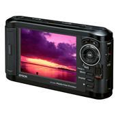 [P-7000] 4.0型液晶「Photo Fine Premia」を備えたHDDマルチメディアストレージ (160GB)。価格はオープン
