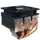 [KABUTO(兜)クーラー SCKBT-1000] 12cmファン/M.A.P.S/ワイドレンジRPM設計を採用したマルチソケット対応トップフロー型CPUクーラー