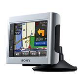 [NV-U3C] 小型・軽自動車への取り付けに最適なポータブルナビ(4GB/3.5V型)。市場想定価格は37,000円前後