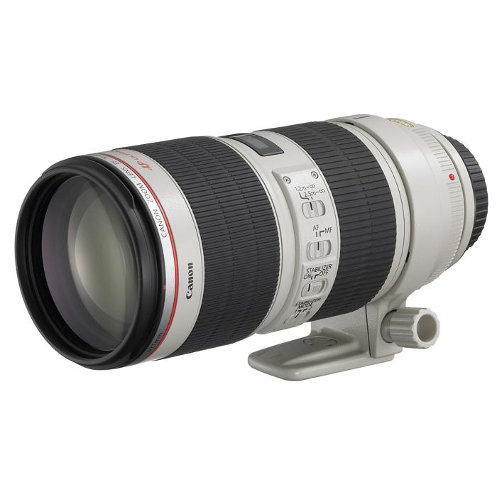 キヤノン、「EF70-200mm F2.8L IS II USM」 画像1