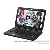 Note Galleria ファンタシースターオンライン2 推奨パソコン QF580