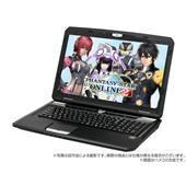 Note Galleria ファンタシースターオンライン2 推奨パソコン QF780