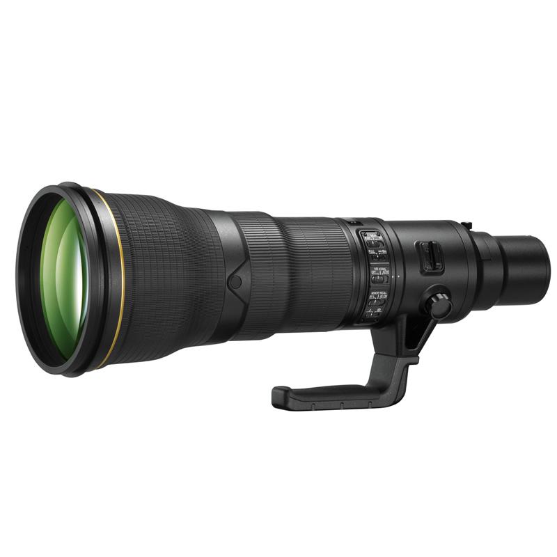 焦点距離800mm、開放F値5.6のニコンFXフォーマット対応超望遠レンズ