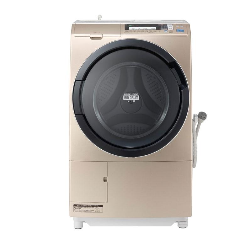日立、洗濯槽を除菌して黒カビを抑制するドラム式洗濯機 画像2