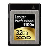 プロフェッショナル1100倍速XQDカード 32GB