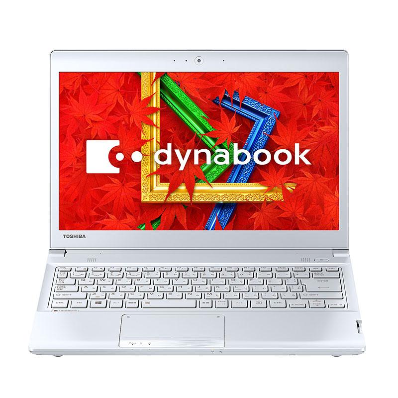 東芝、クアッドコアを搭載した13.3型ノートPC「dynabook R734」 画像3