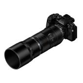 手持ち撮影用にデコレーションリングDR-79をセットし「OM-D E-M1」に装着したイメージ