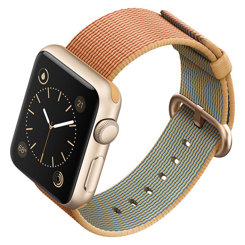 アップル、Apple Watch Sportを6,000円値下げ&ウーブンナイロン追加 画像1
