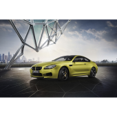 「BMW M6セレブレーションエディション コンペティション」