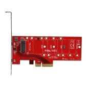 M.2用 PCIe x4 変換ボード