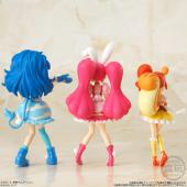 「キラキラ☆プリキュアアラモード キューティーフィギュア」イメージ