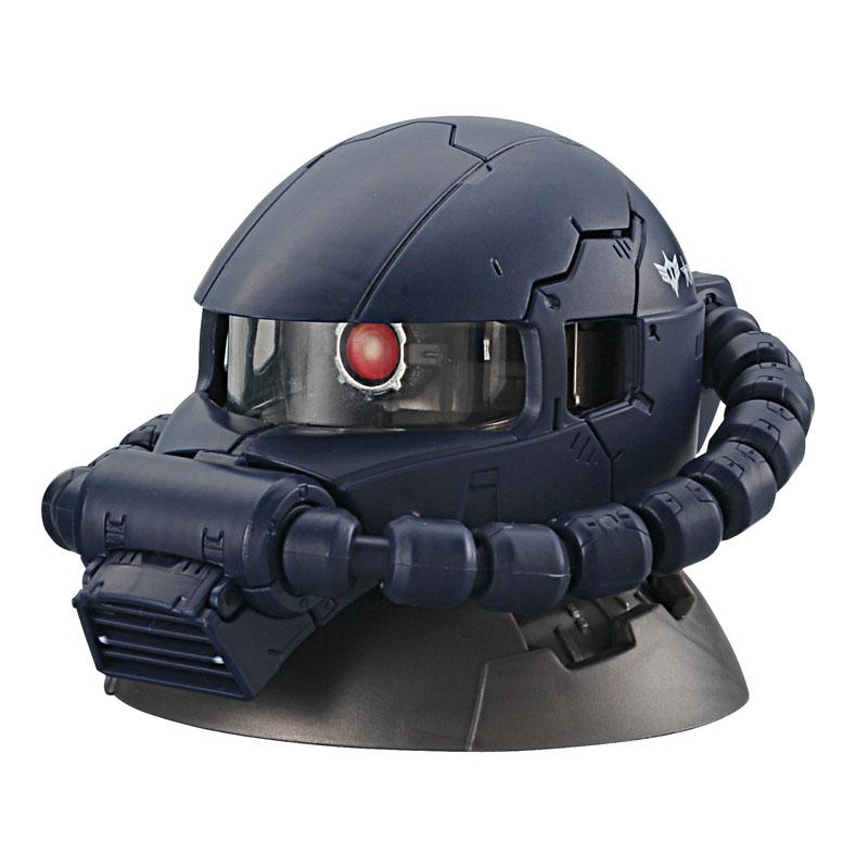 """機動戦士ガンダムの「ザク」ヘッドがカプセルなしの""""ガシャポン""""で登場 画像2"""