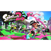 「Splatoon2」
