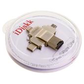 MFi認証 4in1 MicroSDカードリーダー 914625