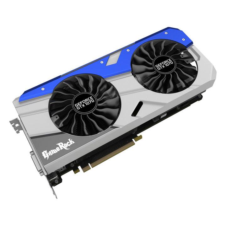 GeForce GTX 1070 GameRock Premium Edition