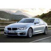 BMW4シリーズグランクーペ改良新型