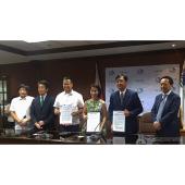 三菱自動車とフィリピン環境資源省、電動化技術を活用した環境負荷低減についての共同研究に関する覚書を締結
