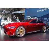 メルセデスAMG GTコンセプト(ジュネーブモーターショー2017)