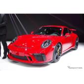 ポルシェ 911 GT3(ジュネーブモーターショー2017)