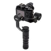 3軸電動カメラスタビライザーPro MDLRSTB2 カメラ装着イメージ