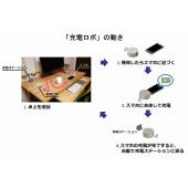 「充電ロボ」概念図