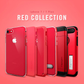 iPhone 7/7 Plusの新色「(PRODUCT)RED」用ケース