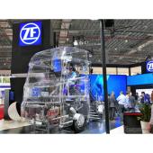 ZF(上海モーターショー2017)