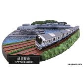 「横須賀港(E217系横須賀線)」