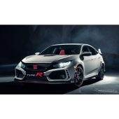 ホンダ・シビックタイプR新型の市販モデル