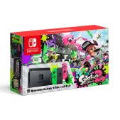「Nintendo Switch スプラトゥーン2セット」化粧箱