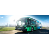 Proterra社の大型EVバス