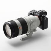 「FE 100-400mm F4.5-5.6 GM OSS」装着イメージ