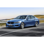 BMW M5 次期型 予想CG