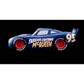 超合金 Cars Fabulous LIGHTNING McQEEN