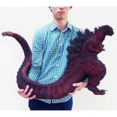 「シン・ゴジラ」第4形態が全高約49cmのビックサイズソフビに