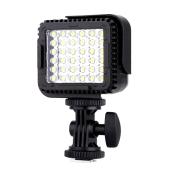 LPL、手持ちのカメラに装着して明るく照らす白色LEDライト「VL-640X」