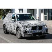 ハイパワーSUV戦争が加熱…BMW X5M 次期型、メルセデス GLE63 と600馬力対決へ