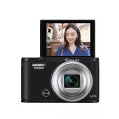 カシオ、超広角レンズ搭載で美肌機能も強化した自撮りカメラ「EX-ZR4100」