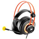 COUGAR、7.1chバーチャルサラウンド対応のヘッドセット