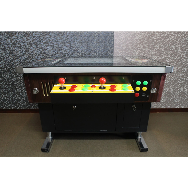 レトロゲーム互換機「レトロフリーク」内蔵のテーブル筐体が9台限定発売 画像4