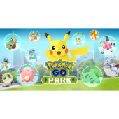 「Pokemon GO PARK」