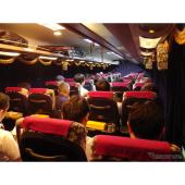 往路のバス