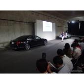 Sクラス改良新型発表会。メルセデス・ベンツ日本の上野金太郎社長。