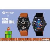 スーパーマリオ」コラボ腕時計